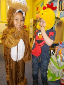 Little Stars at Huncoat Primary School
